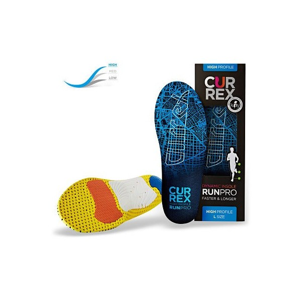 Currex-RUNPRO HIGH SOLE CUR2011