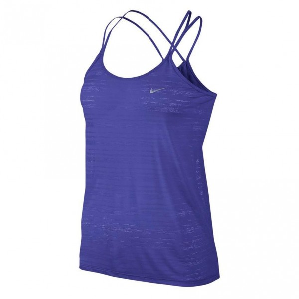 Nike-COOL BREEZE STRAPPY TANK W