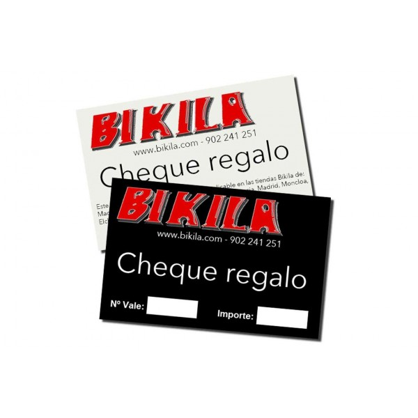 Bikila-CHEQUE REGALO 150 EUROS