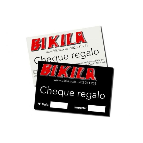Bikila-CHEQUE REGALO 100 EUROS
