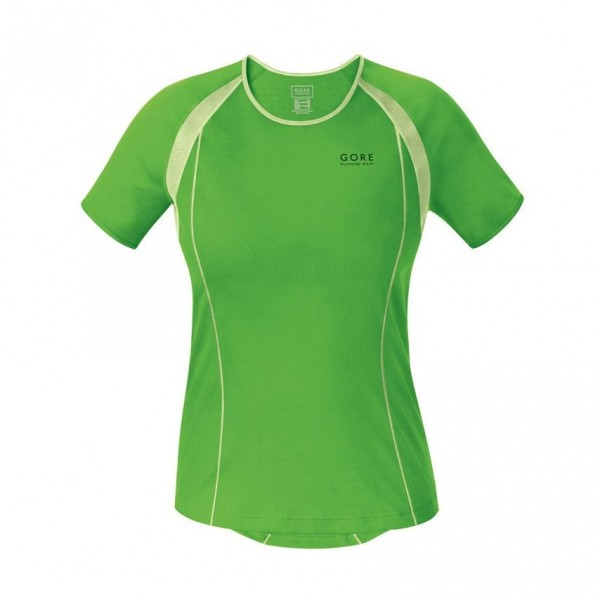 Gore running wear-ESSENTIAL 2.0 W SHIRT GORSESSEL7645