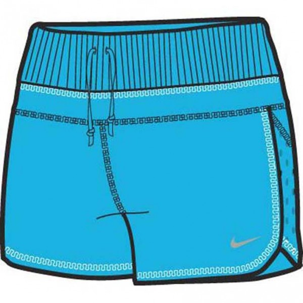 Nike-3.5 KNIT SHORT W NIK321642486