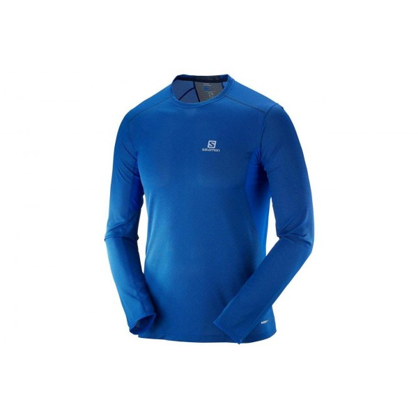 Salomon-TRAIL RUNNER LS TEE
