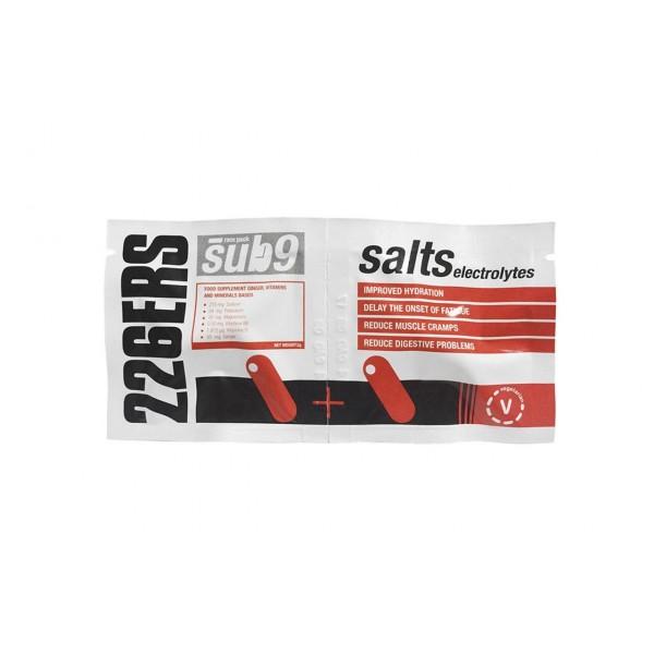 226ERS-SUB9 SALTS ELECTROLYTES