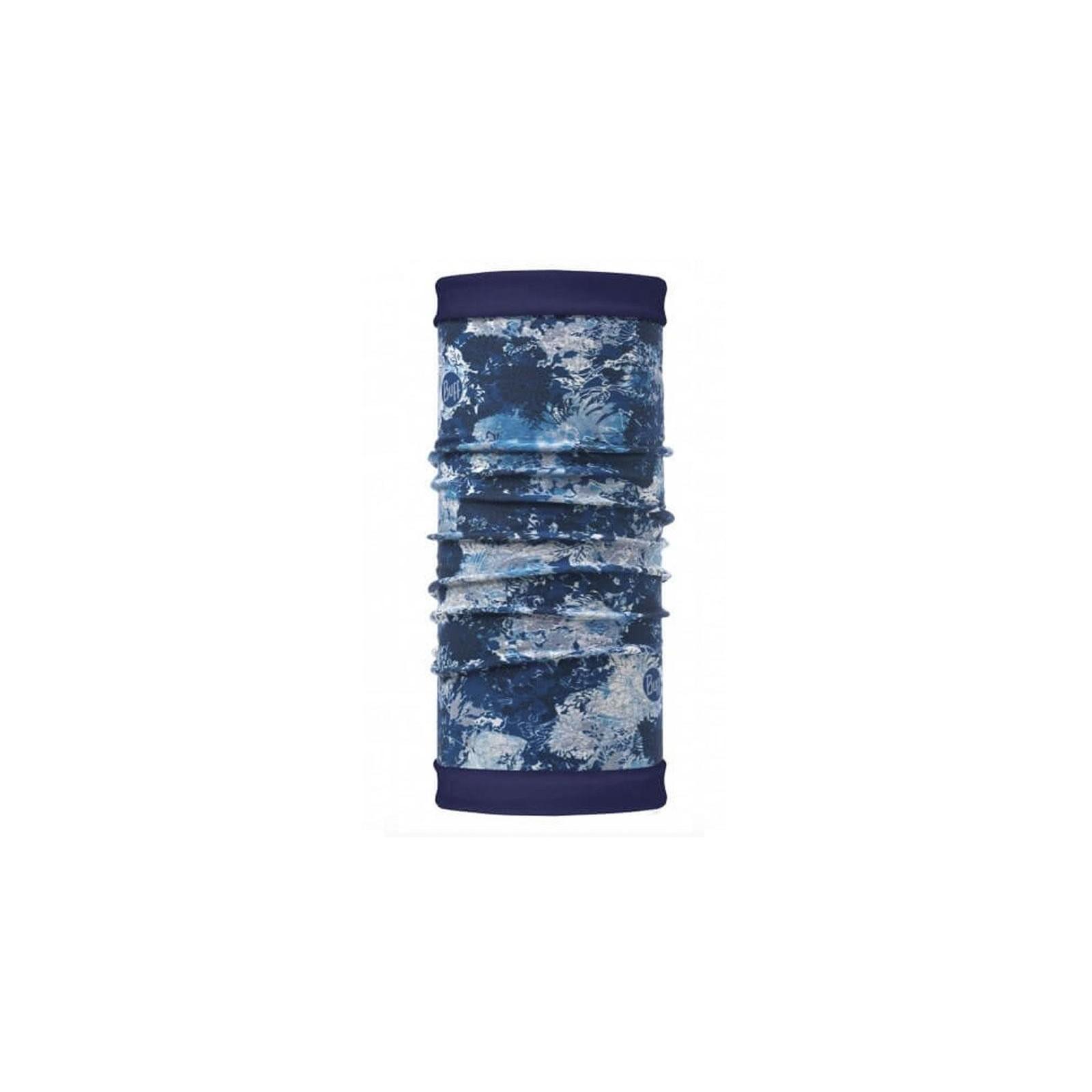 Buff-REVERSIBLE POLAR WINTER GARDEN BLUE. BUF118044707 7e553897b05